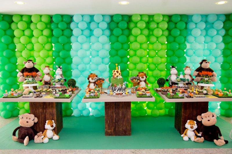 mesa festa safari