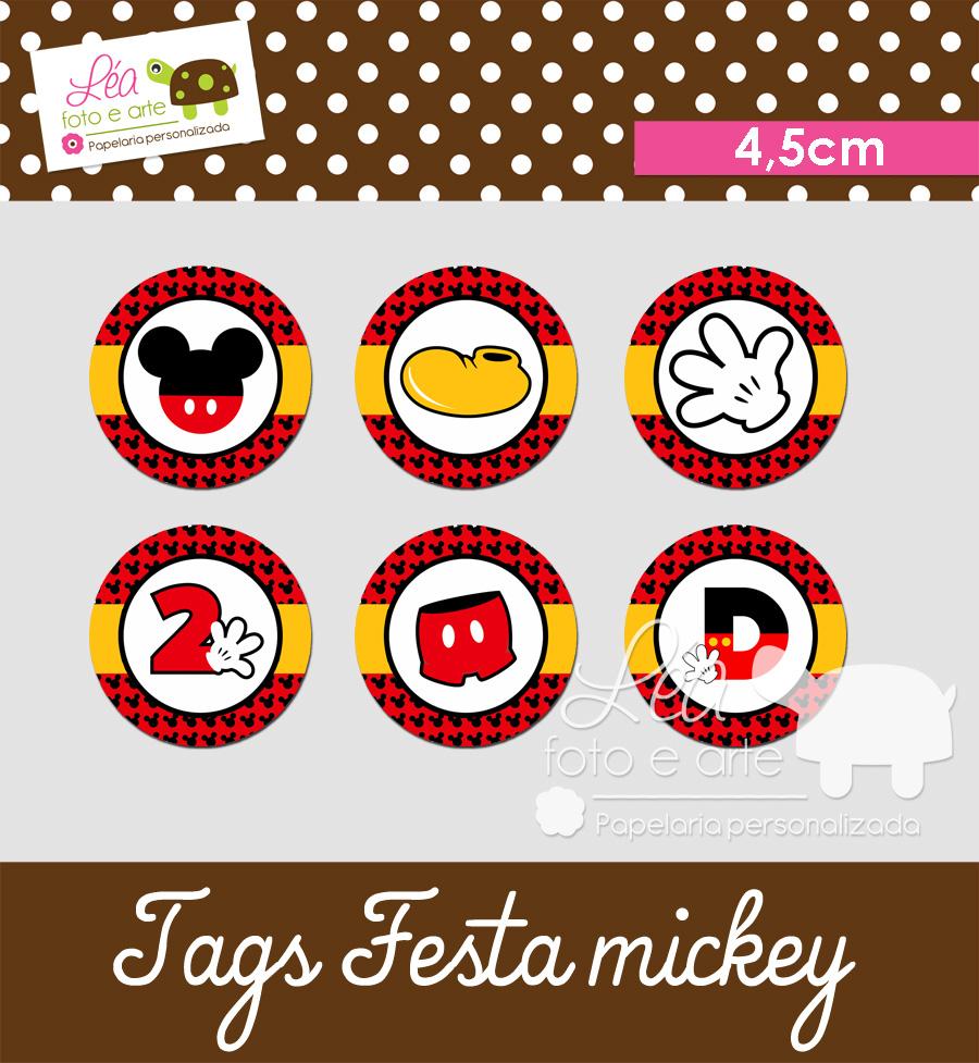 mickey tags