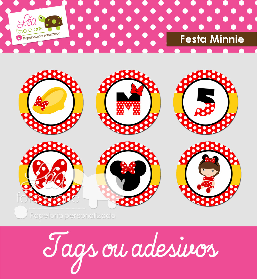 minnie tags