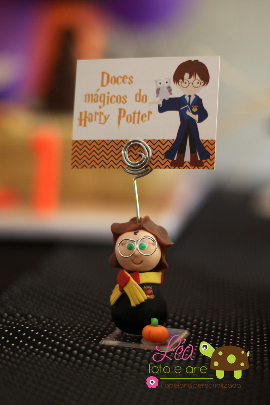 papelaria festa harry potter