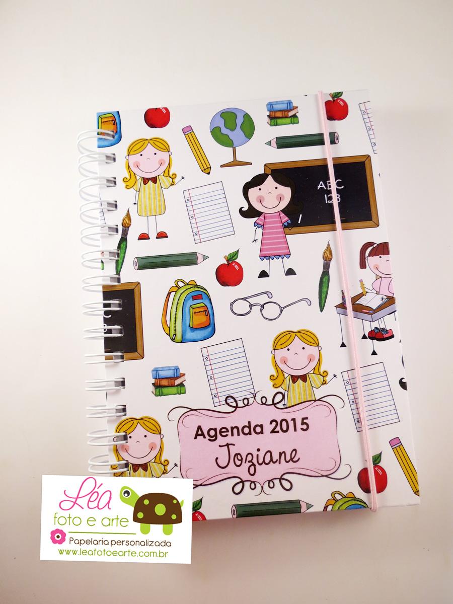agenda 2015 - professoras
