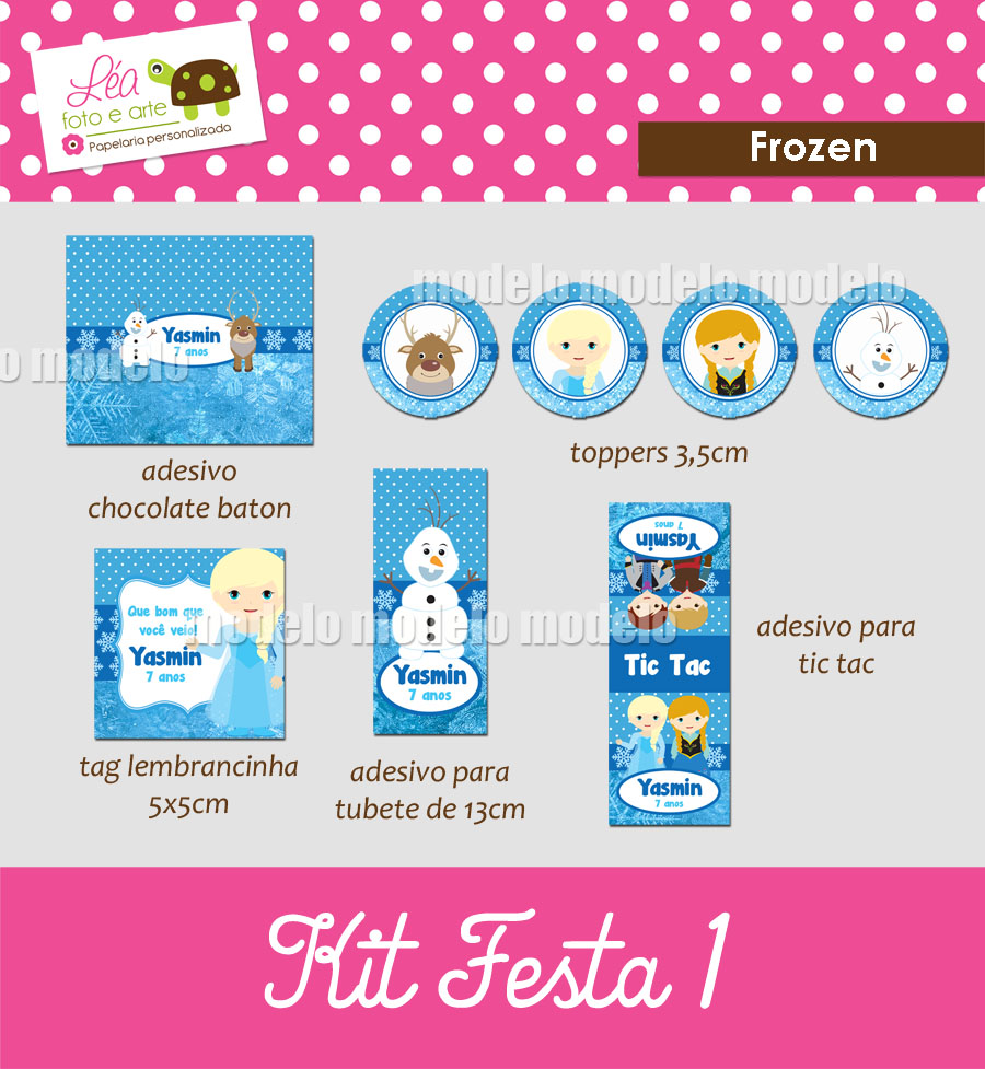 frozen kit festa 1