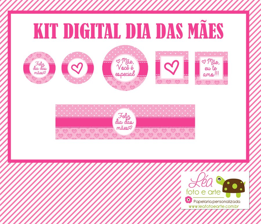 kit digital dia das mães copy