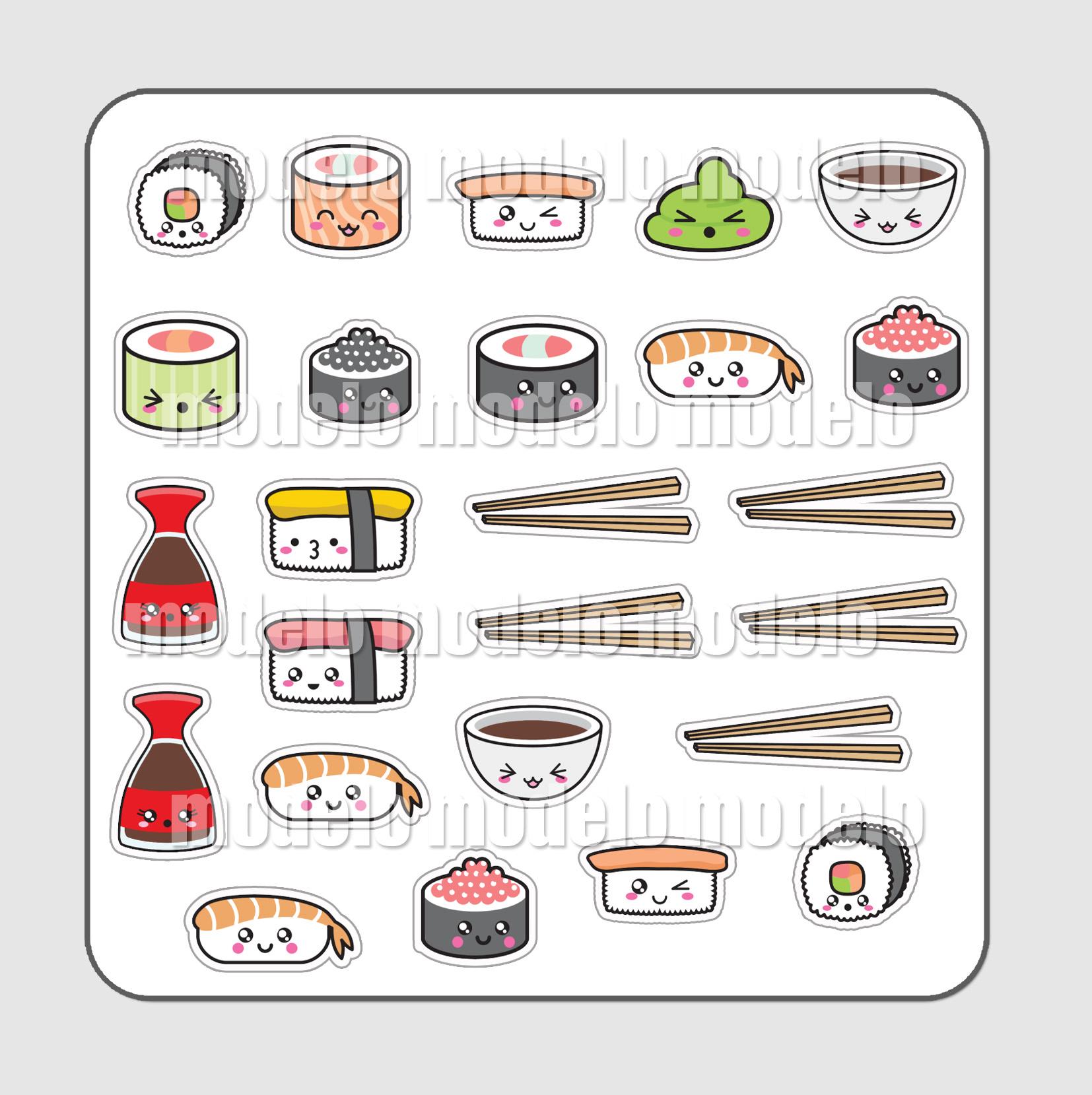 cartela sushi