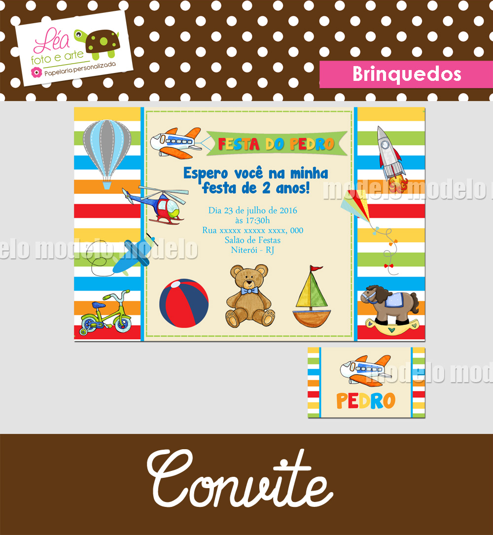 brinquedos+convite