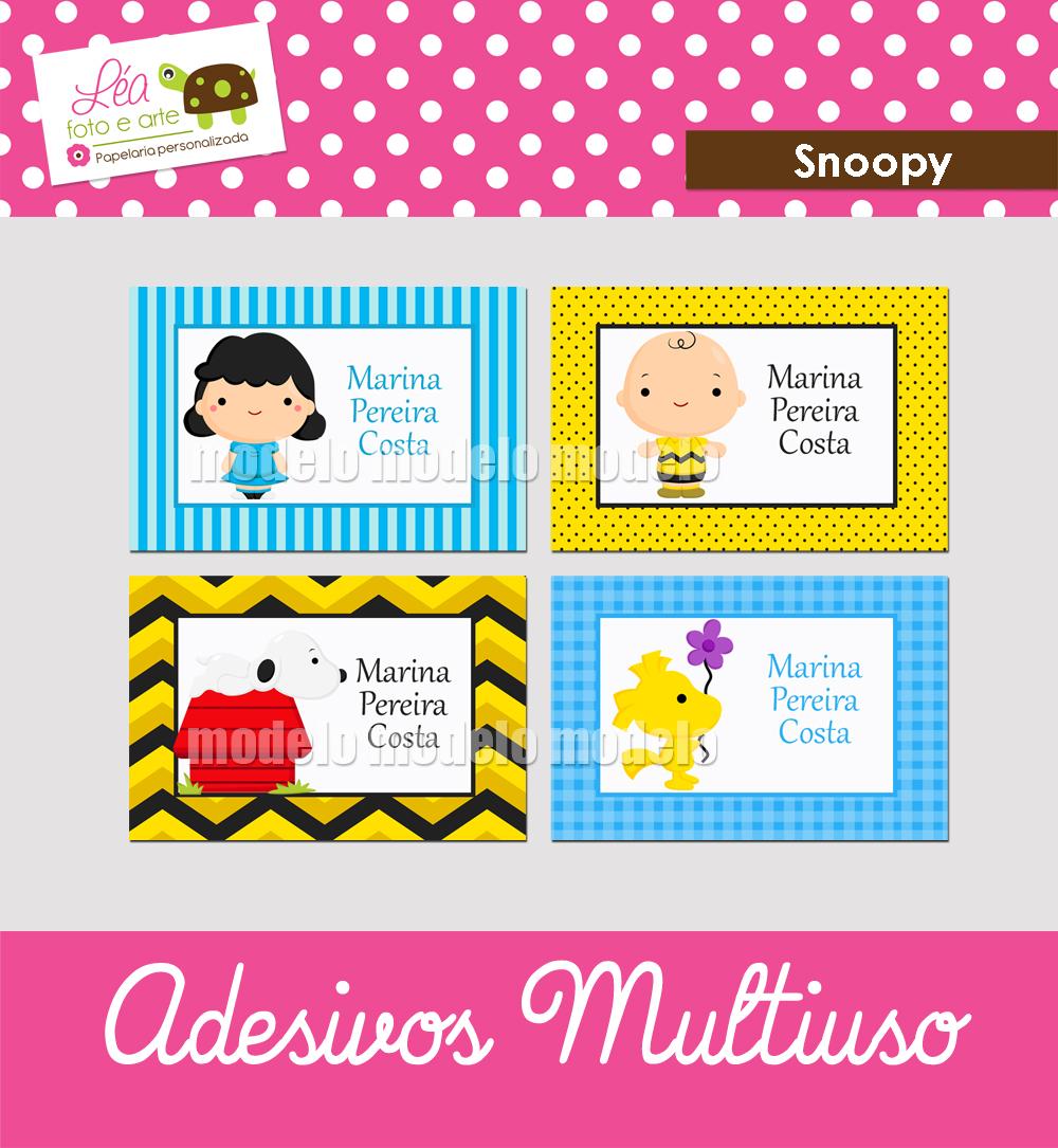 adesivos_snoopy