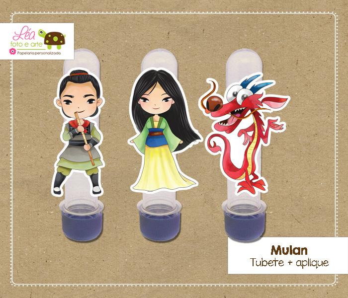 tubete Mulan